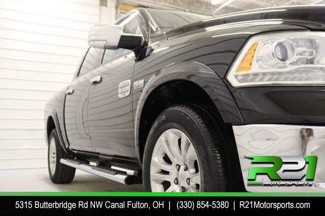 2013 RAM 1500 LARAMIE - CREW CAB - 4x4 - 5.5 FT BED -. FINANCE WITH US AND RECEIVE DISCOUNTED PRICING FOR THE MONTH OF FEB - ALSO OFFERING $500 OFF SELECT SERVICE CONTRACTS! for sale at R21 Motorsports