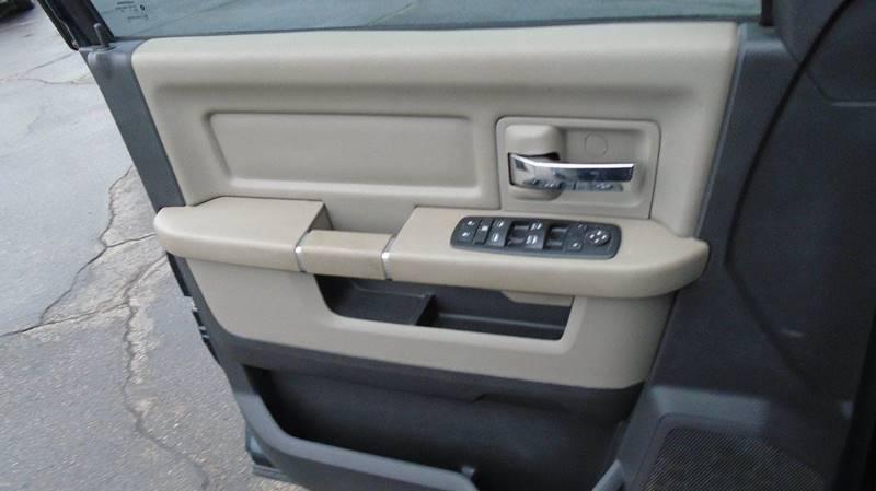 2011 DODGE RAM 1500 SLT for sale at Tradewinds Motor Center