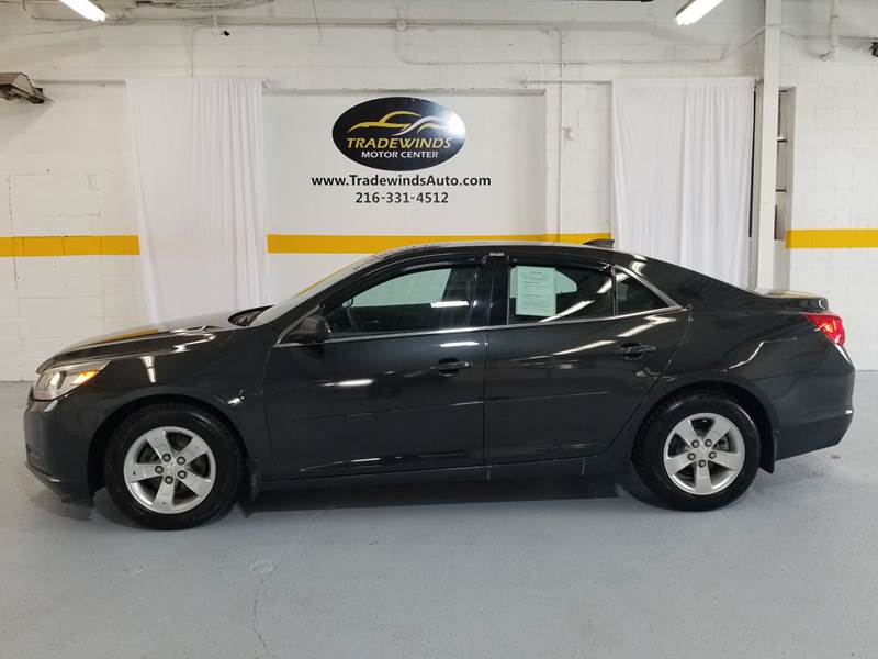 2015 CHEVROLET MALIBU LS for sale at Tradewinds Motor Center