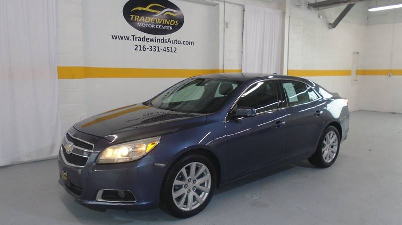 2013 CHEVROLET MALIBU 2LT for sale at Tradewinds Motor Center