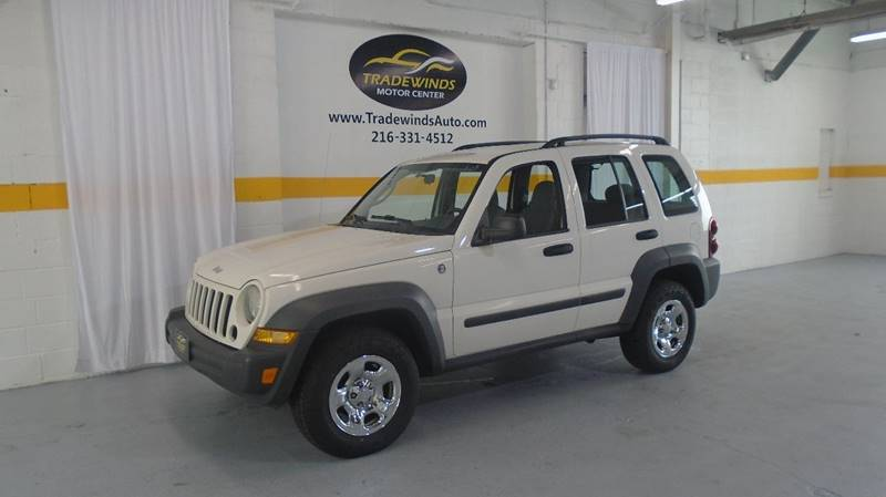2007 JEEP LIBERTY SPORT for sale at Tradewinds Motor Center