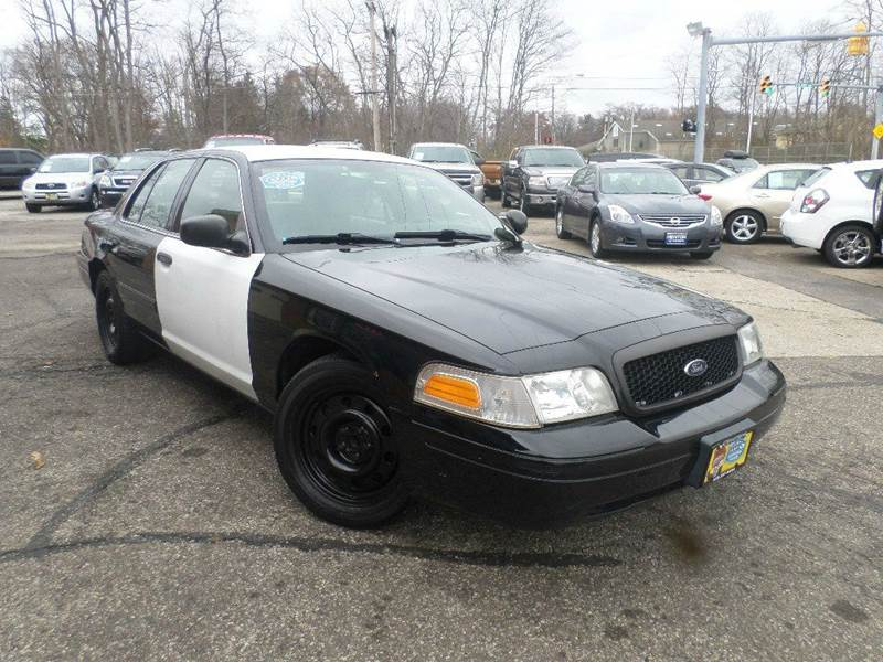 Police Car For Sale >> 2011 Ford Crown Victoria Police Interceptor For Sale At Action