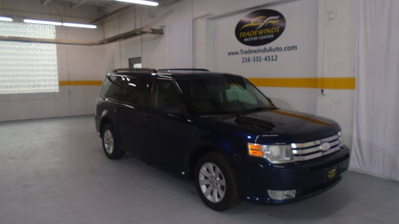 2012 FORD FLEX SE for sale at Tradewinds Motor Center