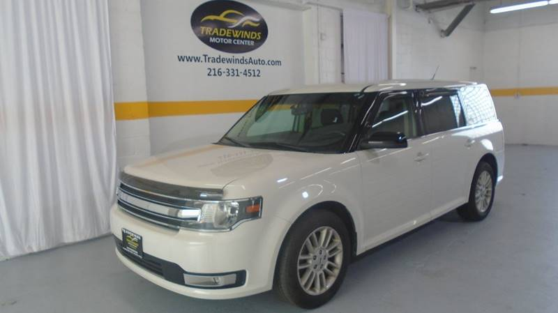 2013 FORD FLEX SEL for sale at Tradewinds Motor Center