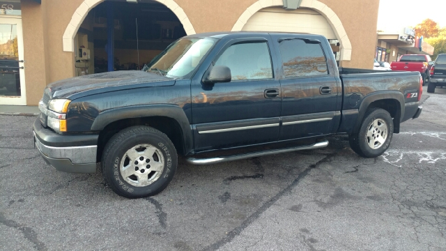 2005 CHEVROLET SILVERADO 1500  for sale at Action Motors
