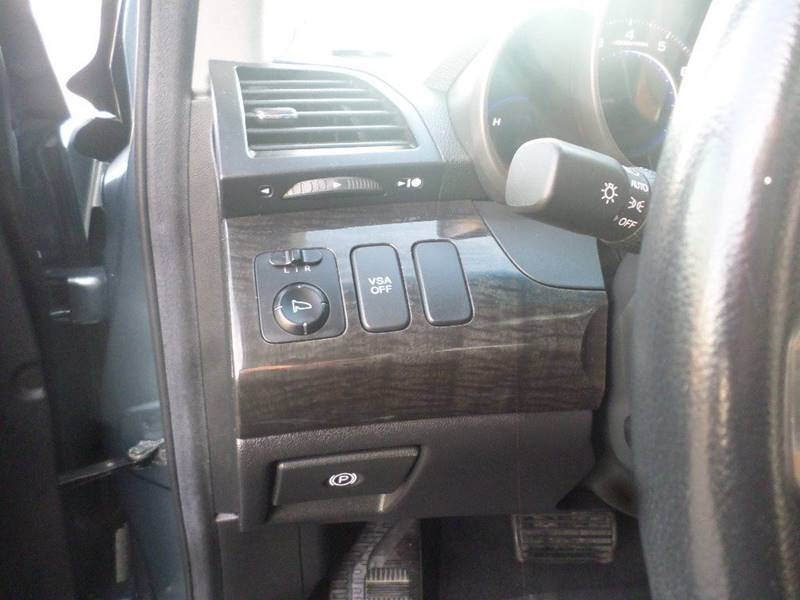 2008 ACURA MDX TECHNOLOGY for sale at Action Motors