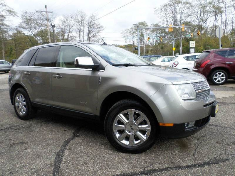 2008 LINCOLN MKX  for sale at Action Motors