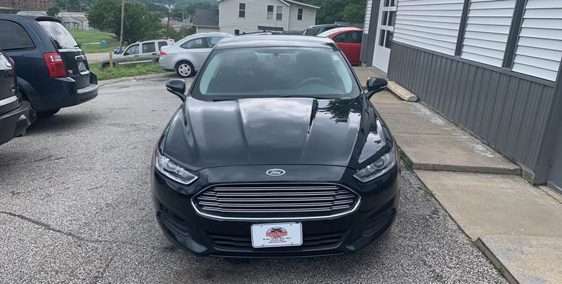 2014 FORD FUSION SE for sale at AutoMoss Auto Sales | Akron