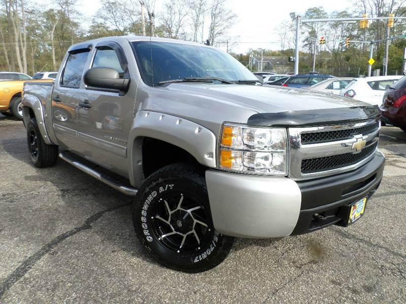 2009 CHEVROLET SILVERADO 1500  LT for sale at Action Motors