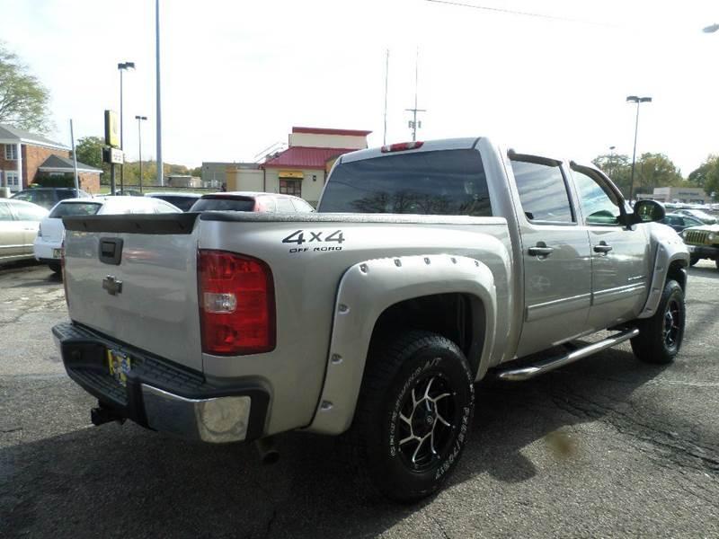 2009 CHEVROLET SILVERADO 1500  LT for sale at Action Motors