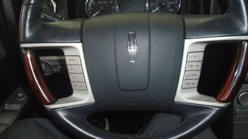 2009 LINCOLN MKZ  for sale at Tradewinds Motor Center