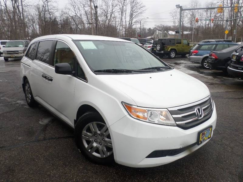 2011 HONDA ODYSSEY LX for sale at Action Motors