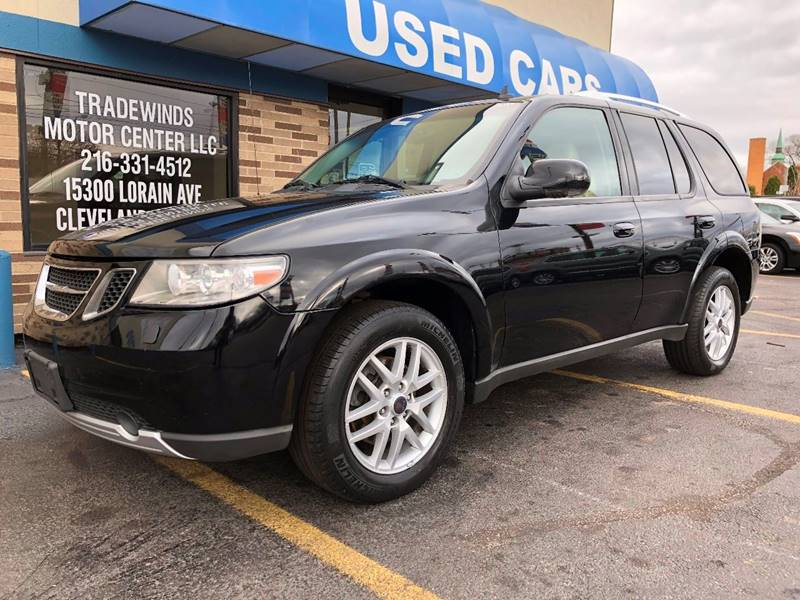 2008 SAAB 9-7X 4.2I for sale at Tradewinds Motor Center