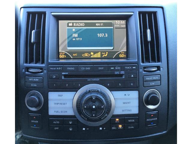 2007 INFINITI FX35 for sale at Summit Auto Sales   Akron, Ohio