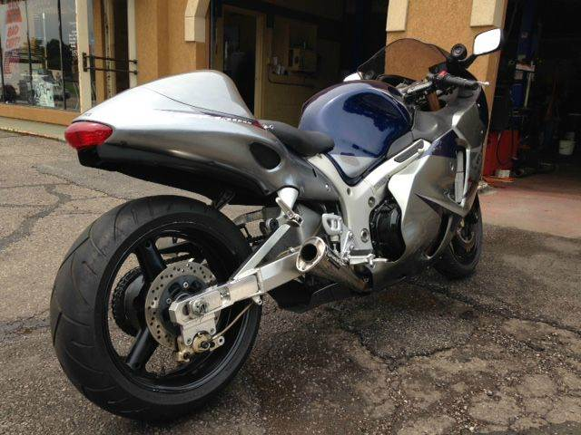2006 SUZUKI GSX1300R  for sale at Action Motors