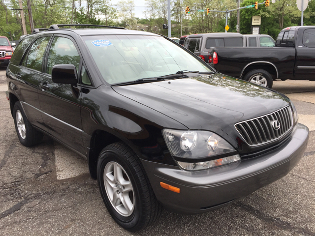 2000 LEXUS RX 300 for sale at Action Motors