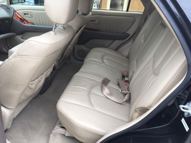 2000 LEXUS RX 300 for sale at Action Motors