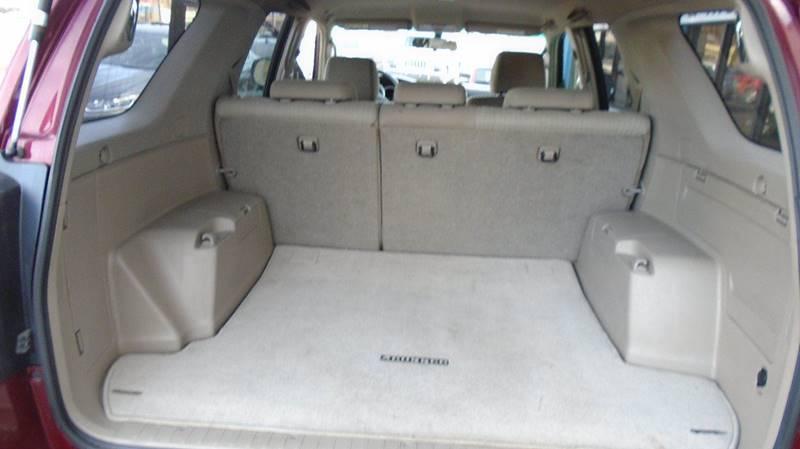 2007 TOYOTA 4RUNNER SR5 for sale at Tradewinds Motor Center