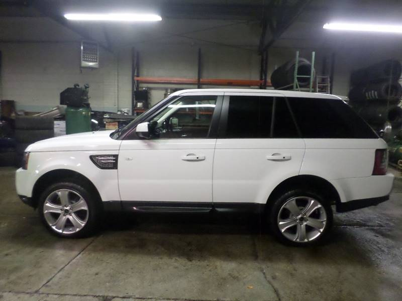 2012 LAND ROVER RANGE ROVER SPO LUX for sale at Action Motors