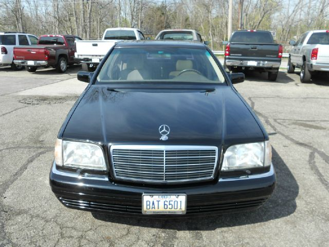 1995 MERCEDES-BENZ S500 500 for sale at Action Motors