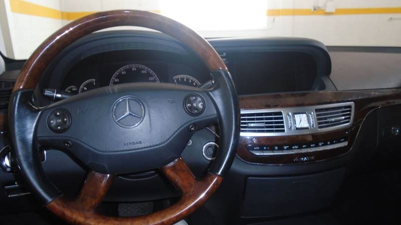 2009 MERCEDES-BENZ S-CLASS S550 4MATIC for sale at Tradewinds Motor Center