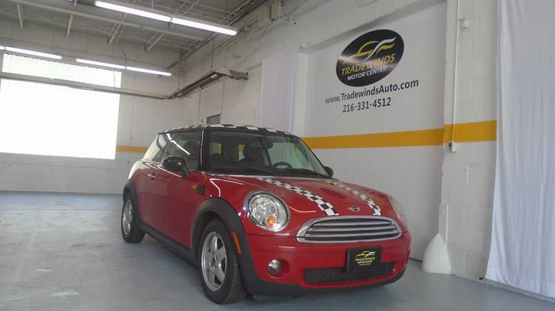 2010 MINI COOPER  for sale at Tradewinds Motor Center
