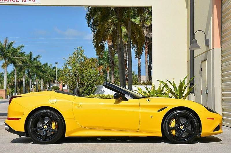 2015 FERRARI CALIFORNIA T  for sale at Tradewinds Motor Center