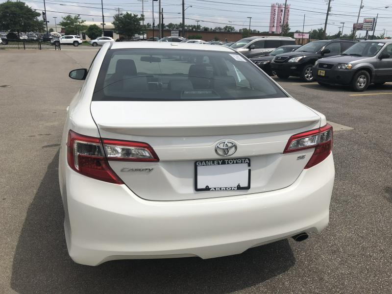 2012 TOYOTA CAMRY SE for sale at Luxury Motors