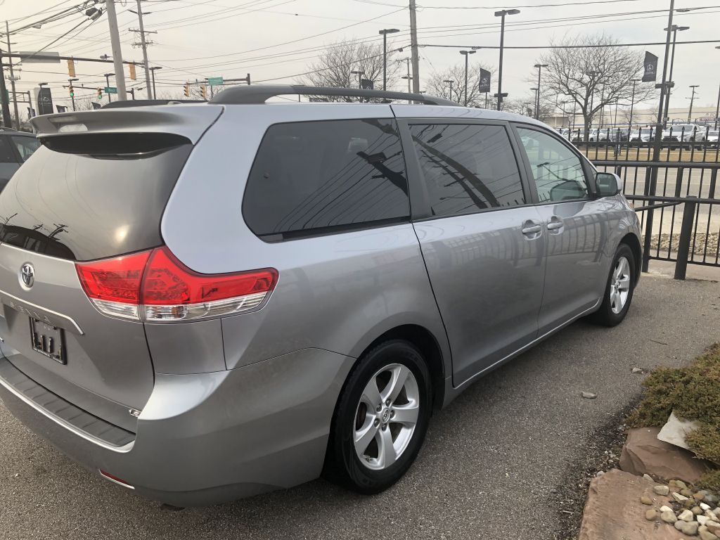 2011 TOYOTA SIENNA LE for sale at Luxury Motors