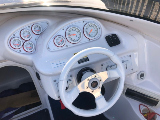 1999 Donzi 22 ZX  for sale at True North Yacht Sales & Service