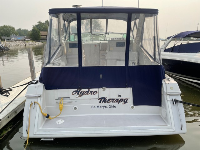 1990 Wellcraft ST. Tropez  for sale at True North Yacht Sales & Service