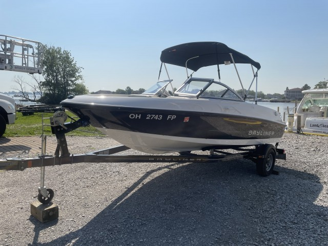2013 Bayliner Bowrider 175  for sale at True North Yacht Sales & Service