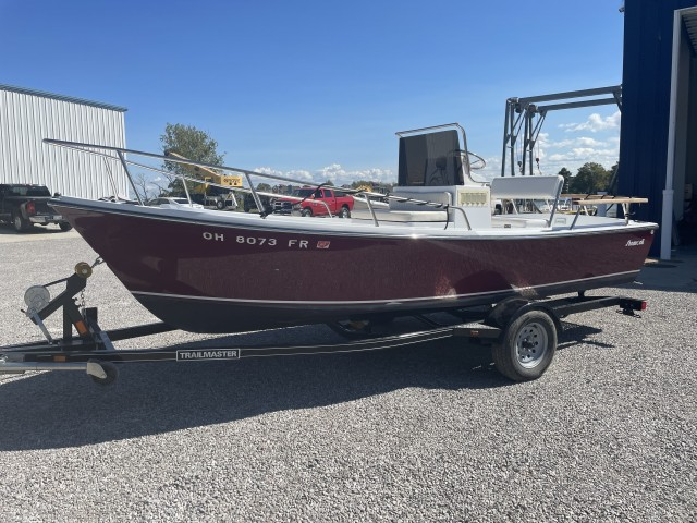 1988 Shamrock 170 Open Fish  for sale at True North Yacht Sales & Service